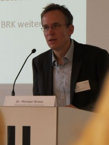Dr. Michael Wrase, WZB