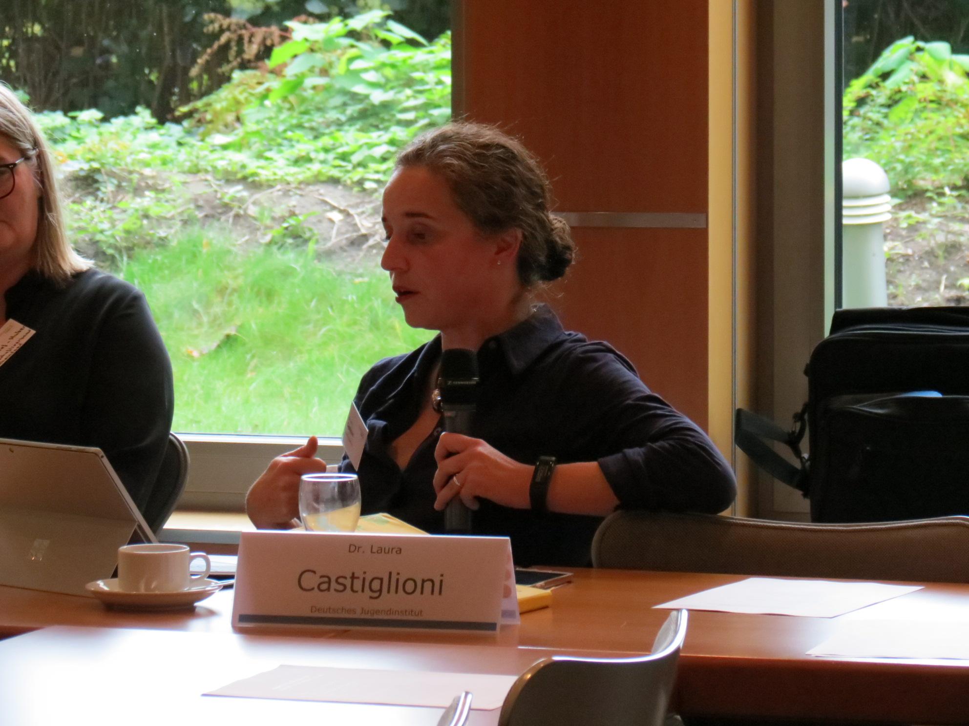 Dr. Laura Castiglioni (Deutsches Jugendinstitut)
